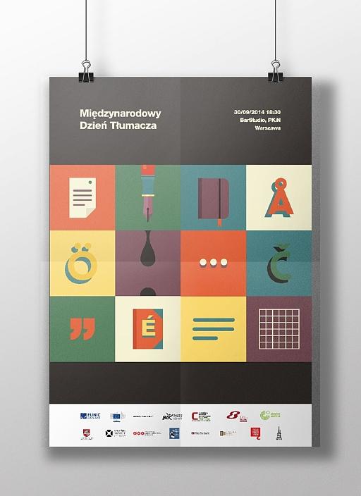 Międzynarodowy Dzień Tłumacza Barstudio Plac Defilad 1
