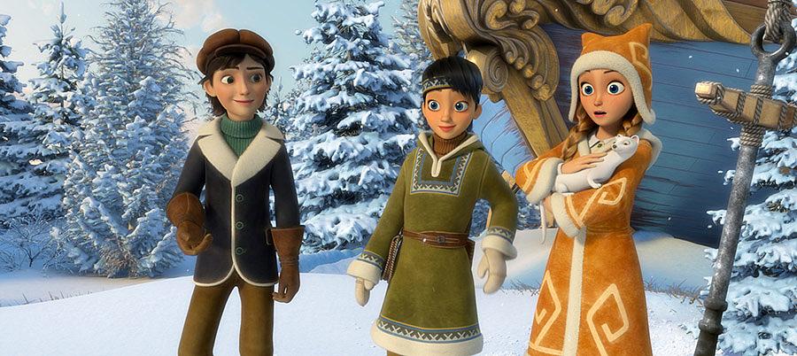 Сказка Снежная королева  Сказка Андерсена Ганса Христиана