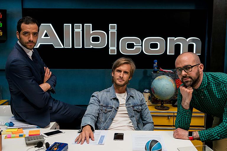Znalezione obrazy dla zapytania alibi.com poster