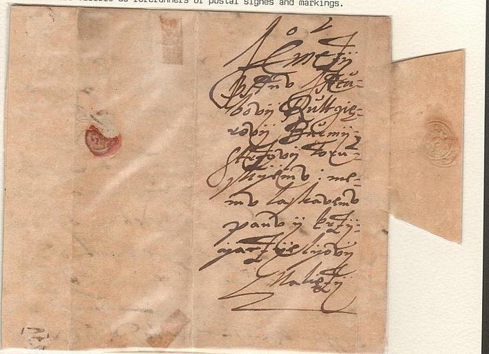 Polskie znaki pocztowe okresu przedznaczkowego muzeum poczty i