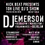 Kick Beat pres. Special Night with DJ EMERSON
