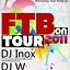 FTB on Tour – DJ W & Inox