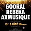 Sizzer Music on Tour / GOORAL / REBEKA / AXMUSIQUE