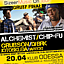 Sizeer Music On Tour: Gruby Finał - Alchemist, Chip-Fu & Gruson i BRK