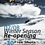 Winter Season Re-Opening